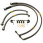 Preview: HEL Performance Braided Brake Line Kit RX-7 FC 85-91