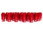 Preview: SIX-Performance Racing Lug Nuts Set Red Anti Theft