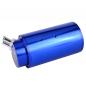 Preview: D1 SPEC Oil Catch Tank Round Blue Anodized