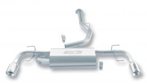 "BORLA 3"" Cat Back Exhaust System MAZDA RX-8"