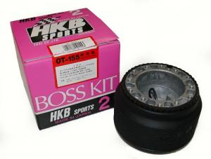 HKB Steering Wheel Hub Mazda RX8, 6 GG/GY, MX5 NC With Airbag