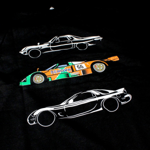 ROTARY13B1 T-SHIRT ROTARY LEGENDS