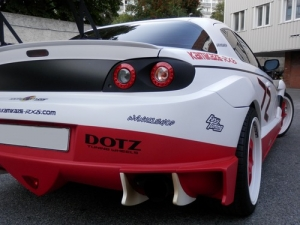 KAMIKAZE RX8 Rear LED Light Kit