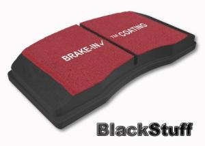 EBC100443 Blackstuff Brake Pads Rear 6 GH