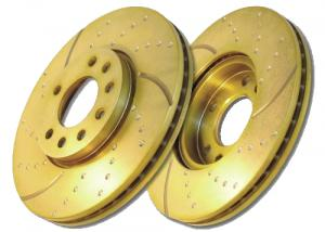EBC106030 Brake Disc Front Turbo Groove MX-5 NA 235x18mm