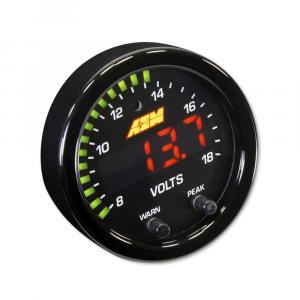 AEM X-Series 8-18 Volt Gauge 52mm