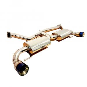 "BiJP MAZDA RX8 STAINLESS STEEL EXHAUST SYSTEM 2.5 ""(64mm) Catback"