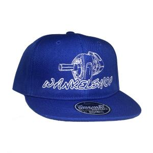 WANKELSHOP CAP SNAPBACK KID ROYAL