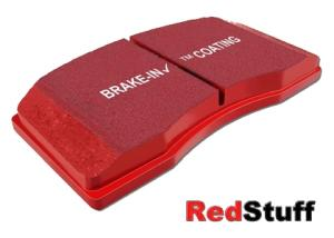 EBC102551 Redstuff Brake Pads Rear RX-8
