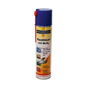 RAVENOL Rust Dissolver With MoS2 Spray 400ml