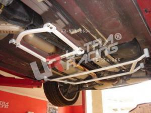 ULTRA RACING RX-8 4-Point Mid Lower Strutbar/Brace