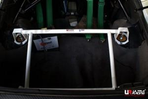 ULTRA RACING RX7 FC Rear 4-Point Trunk Brace 1009
