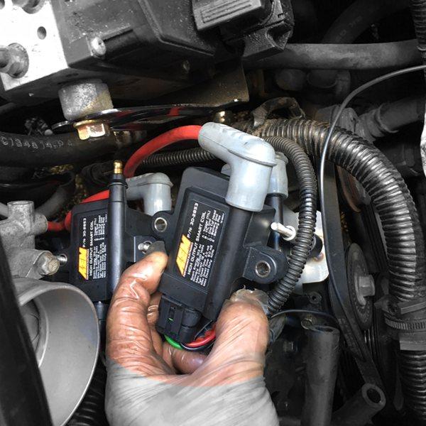 wankelshop aem rx-8 performance ignition coil kit