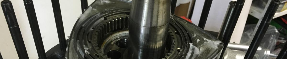Wankelshop - Rebuild-Parts